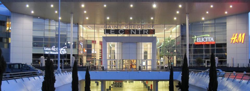 centre commercial rennes 35 saint gr goire le centre. Black Bedroom Furniture Sets. Home Design Ideas